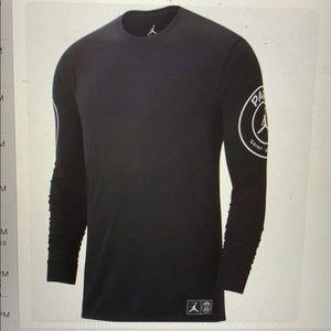 Nike Men's Jordan Paris Saint-Germain Long Sleeve